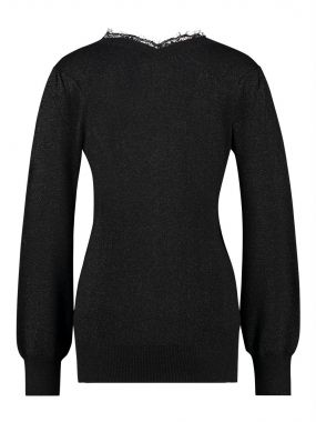 Studio Anneloes Fleurine lace pullover 03717
