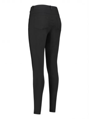 Studio Anneloes Margot leather trousers 04013