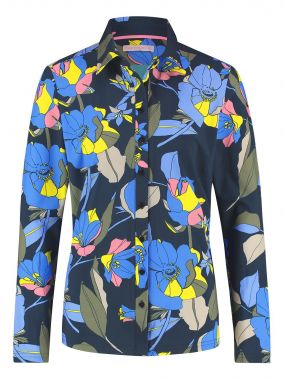 Studio Anneloes Poppy flower shirt 04093