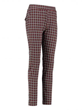 LOES Mylene Check Pants 20262