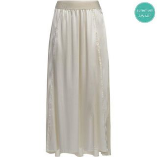 Summum 6s1146-11111 Skirt Satin Viscose