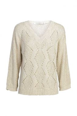 Summum 7s5510-7742 Sweater Irregular Knit Yarn