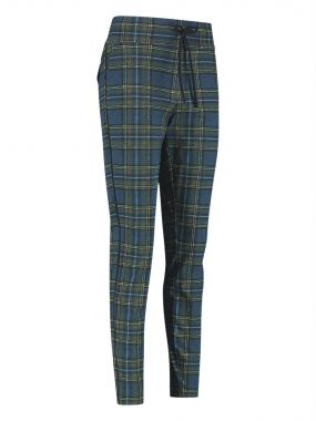 Studio Anneloes Road Check Trousers 04095