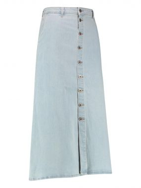 Studio Anneloes Luzzy Washed Jeans Skirt 04209