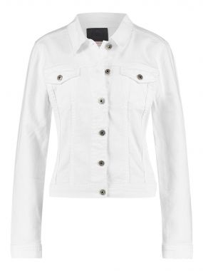 Studio Anneloes Isabel White Jeans Jacket 04208