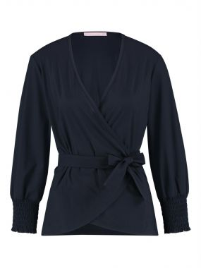 Studio Anneloes Giselle Wrap Top 04687