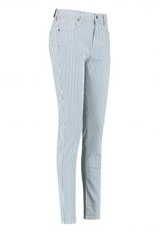 Studio Anneloes Lize Stripe Jeans Trousers 04203