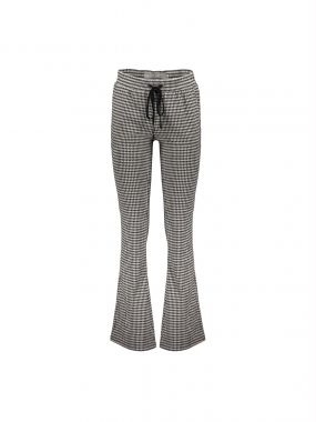 Geisha 01575-21 Pants Pied De Poule Flair