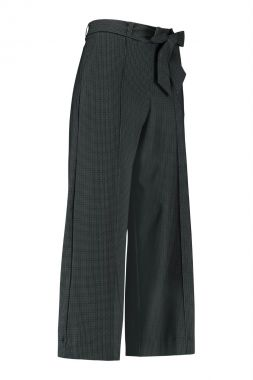 Studio Anneloes Charlotte Small Check Trousers 05071