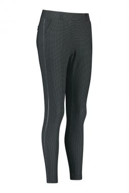 Studio Anneloes Pascal Small Check Trousers 05070