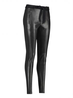 Studio Anneloes Margot Leather Trousers 05040
