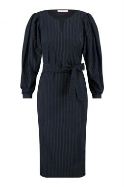 Studio Anneloes Flexy Pinstripe Dress 05307