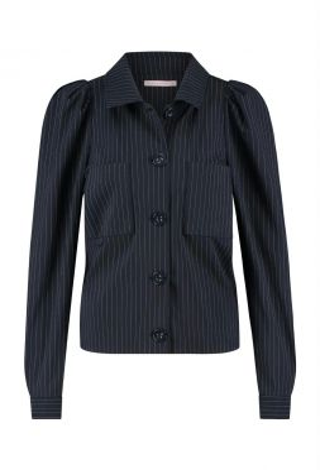 Studio Anneloes Robine Pinstripe Jacket 05311