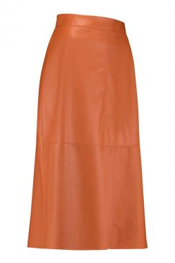 Studio Anneloes Maxime Faux Leather Skirt 05346