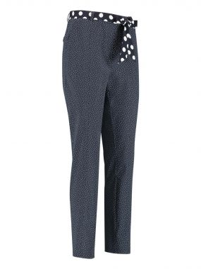 Studio Anneloes Dean Small Dot Trousers 04369