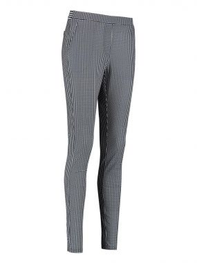 Studio Anneloes Pascal Small Check Trousers 04376