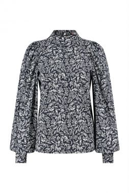 Studio Anneloes Bo Floral Blouse 05361
