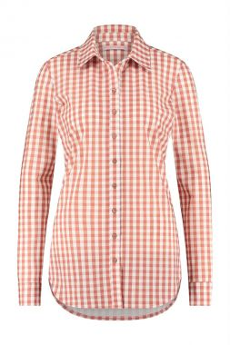 Studio Anneloes Poppy Small Check Blouse 05653