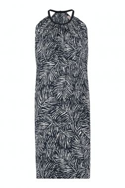 Studio Anneloes Carla Leaf Dress 05687