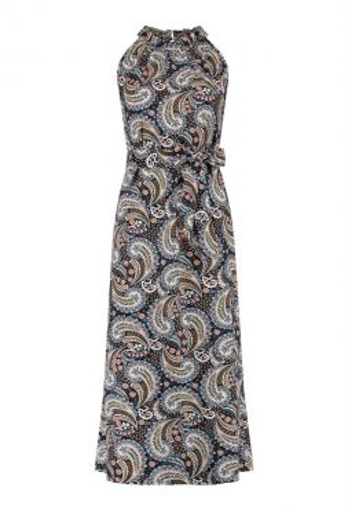 Studio Anneloes Bette Scarf Print Dress 06037