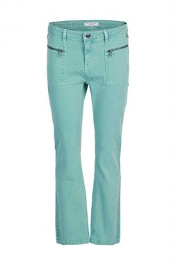 Summum 4s2157-11483 Bootcut Cropped Pant Heavy Twi