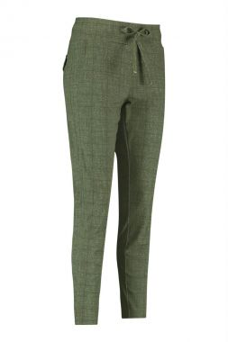 Studio Anneloes Stairsup Check Trousers 06363