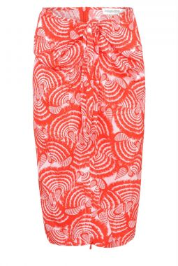 Summum 6s1093-10890 Skirt Two Colour Print