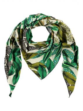 Studio Anneloes Triangle Print Scarf 03166